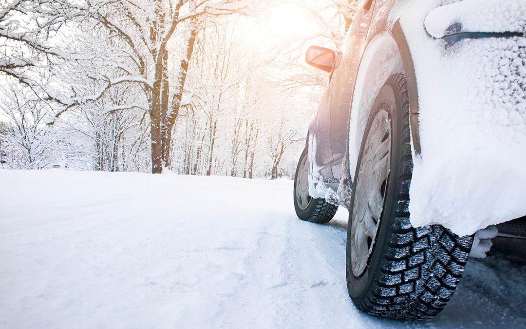 Sneeuw en winter is tof behalve als je batterij het begeeft…