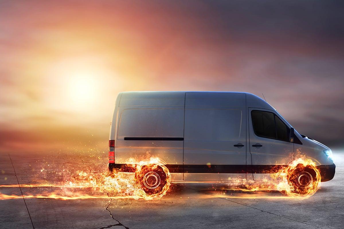 Power Solutions Services - Livraison