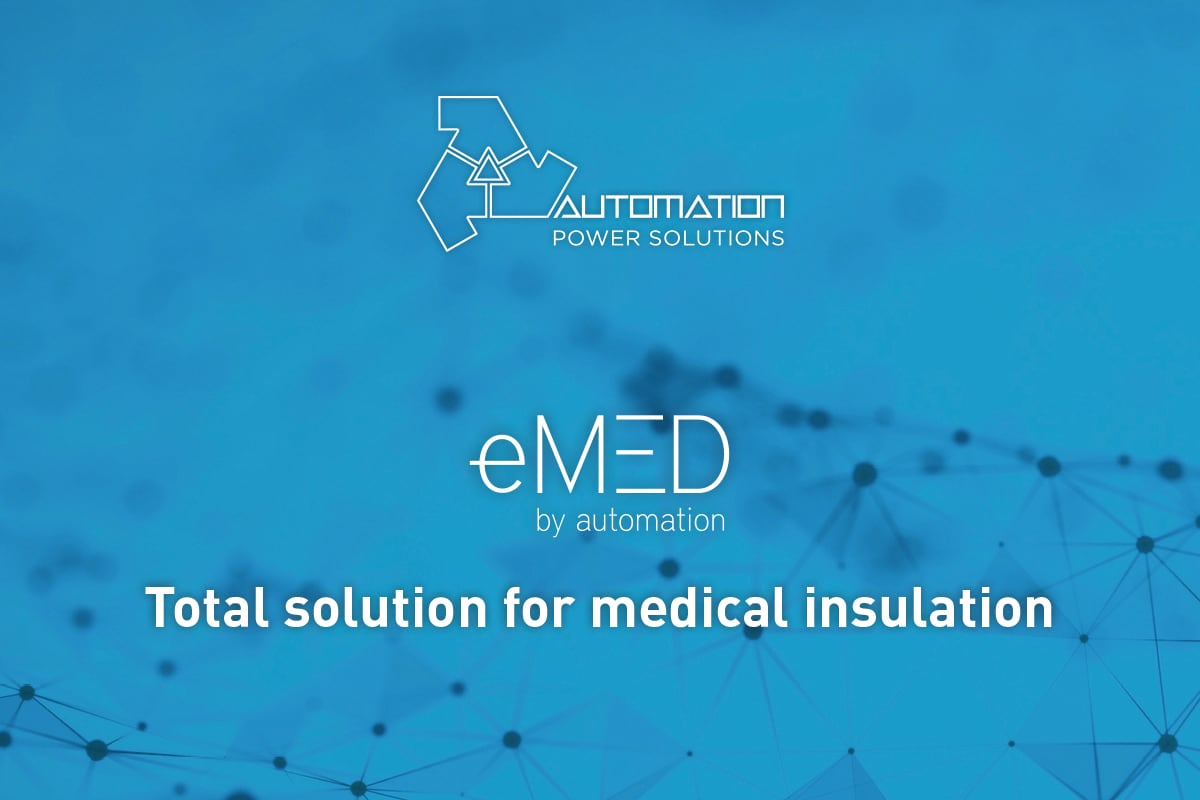 Power Solutions - Surveillance d'isolement (eMED)